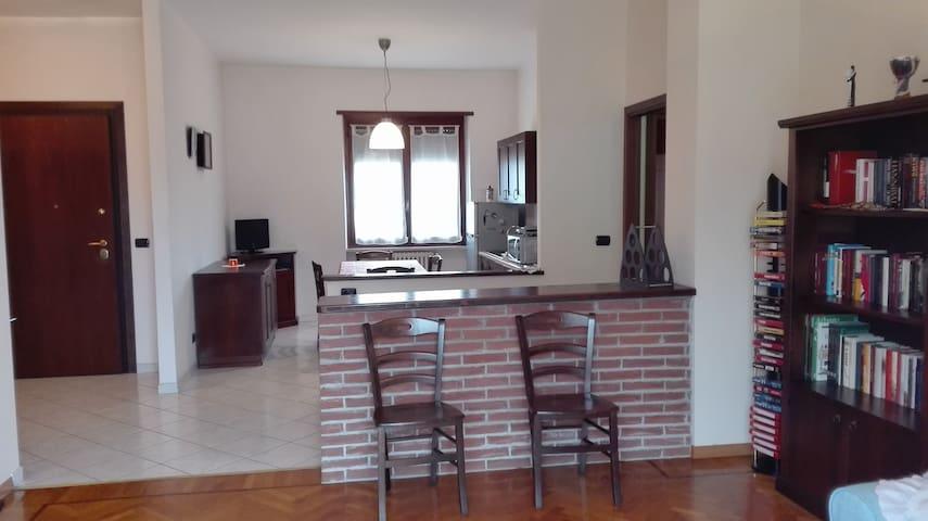 appartamento in centro Bibiana