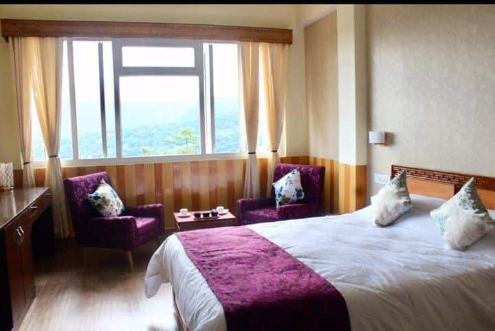 Khim Zang Double Bedded Room