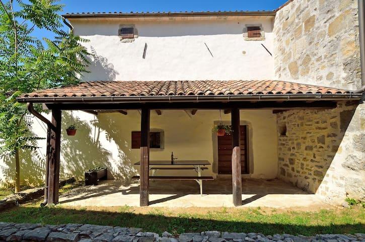 Central Istria Kotli  Stone House#2
