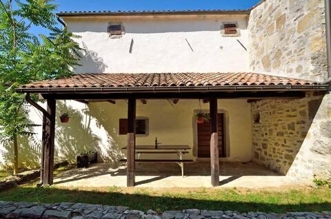 Sentrale Istrien Kotli  steinhus#2
