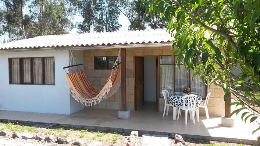 Cottage- 2 bedrooms with full equiped kitchen. - Pifo