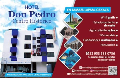 Hotel en Villa de Tamazulápam del Progreso, OAXACA