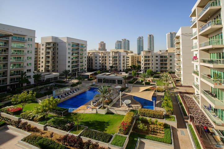 Private Studio Flat in Best community of Dubai