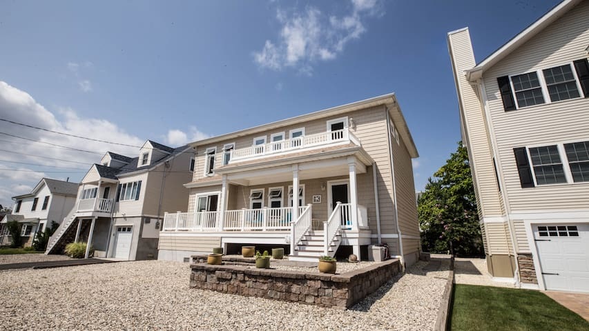 The best Point Pleasant Beach Home with a View!