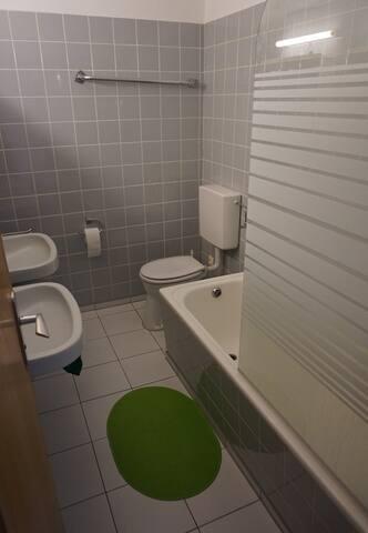 Bathroom - Badezimmer
