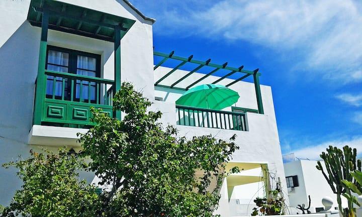 Apartamento en Arrieta, Lanzarote