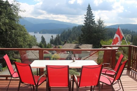 Breathtaking Cliffwood Cove! - North Vancouver
