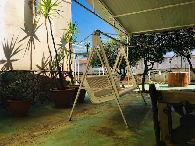 Bellissimo Bivano in Villa con giardino