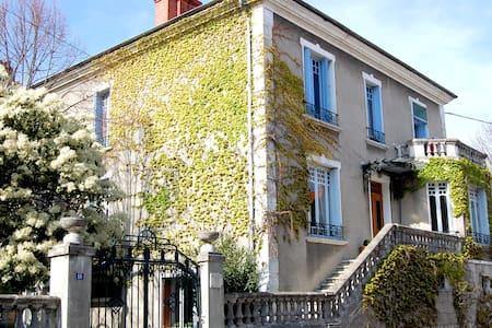 Appartement indépendant avec jardin privatif - Montélimar