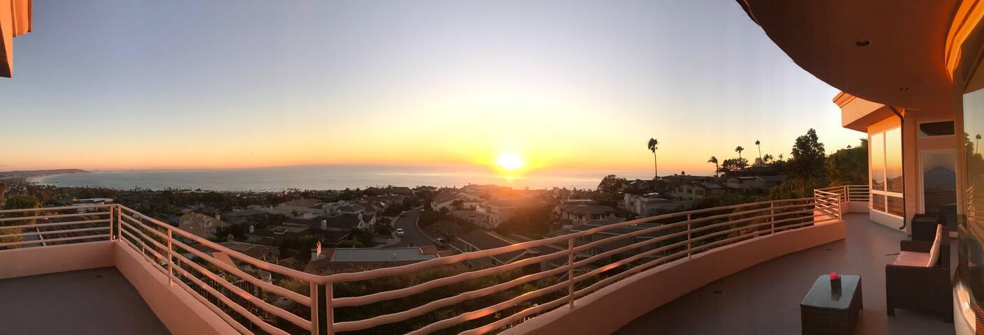 La Jolla Seaside Home Share (1 Queen Bd/ 1 Bth)