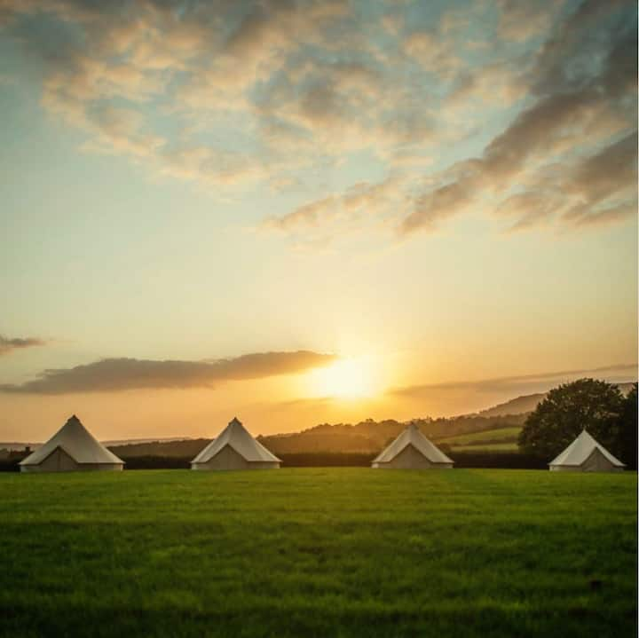 Luxury Bell Tent - No.1