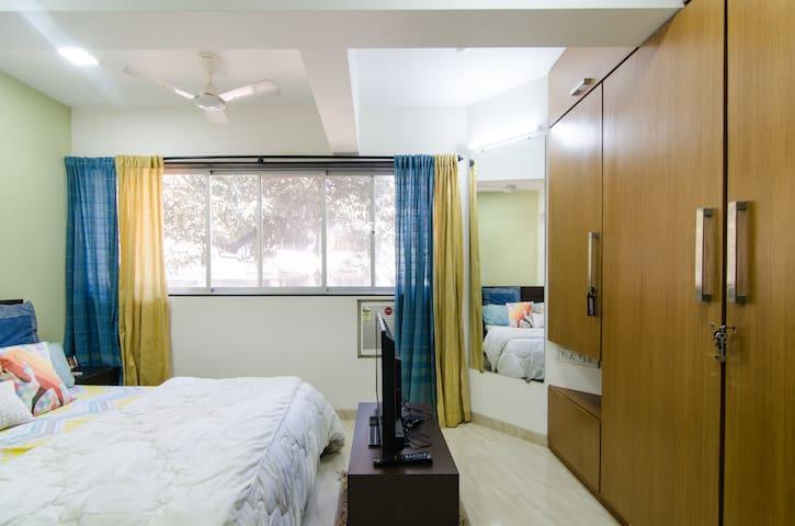 Cute apartment in the heart of South Mumbai - Bombay