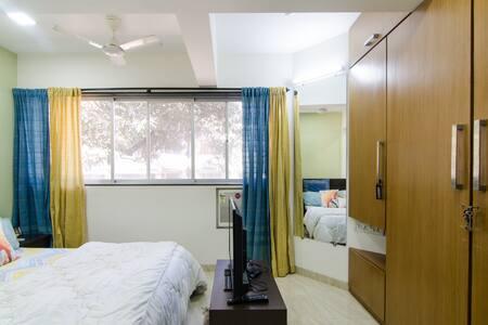 Cute apartment in the heart of South Mumbai - Mumbaj - Apartament