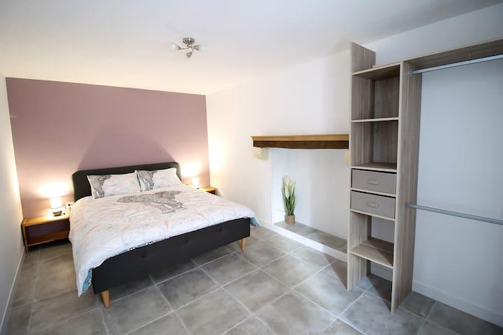 Bedroom 1 - Ground floor