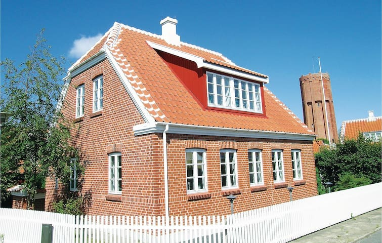 Holiday cottage with 3 bedrooms on 135m² in Skagen