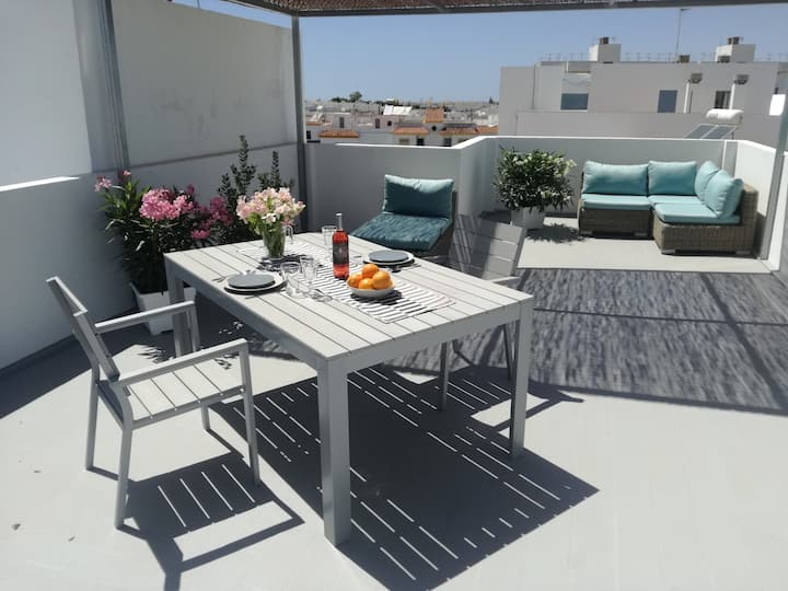 """apartment """"El Buho 3"""" for special people like you"""