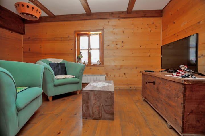 Junior suite with garden view - Muflon