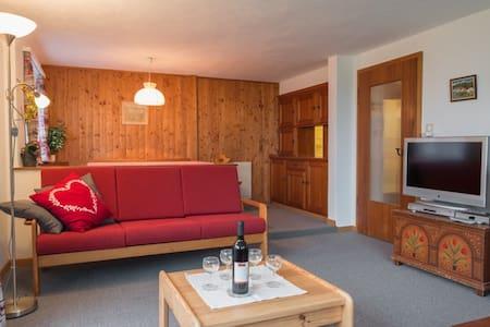 Casa Mirella, (Flims Dorf), 456, 4 room apartment