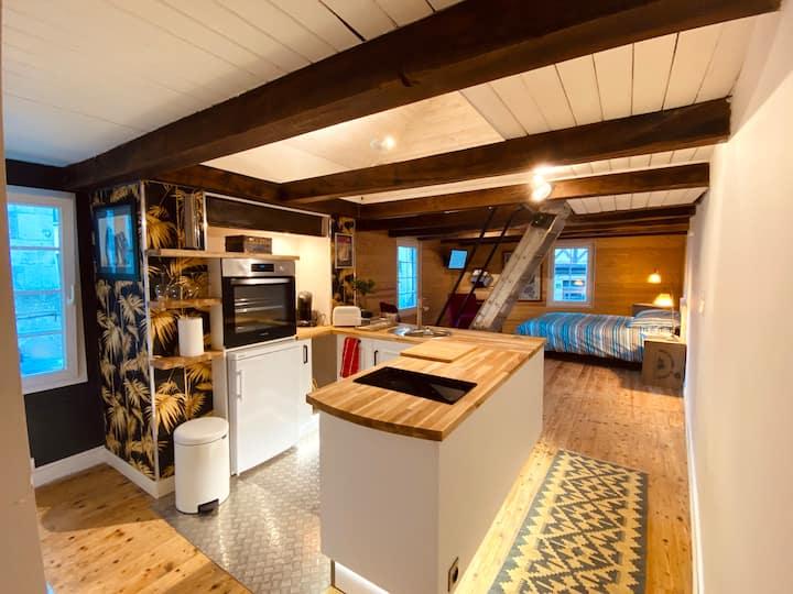 Grand Studio Design Rue du Chateau