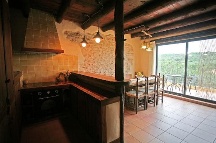 Casa rural la Rafela, entre mar y montaña - Sant Jordi - Maison
