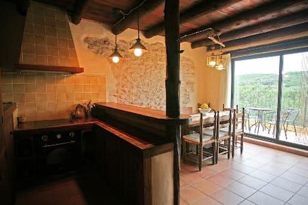 Casa rural la Rafela, entre mar y montaña - Sant Jordi