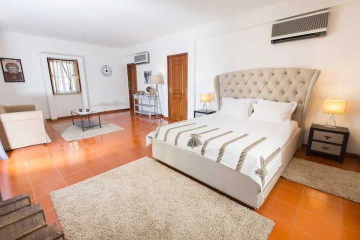 "Villa da Travancinha: the hotel Suite ""Travel"""