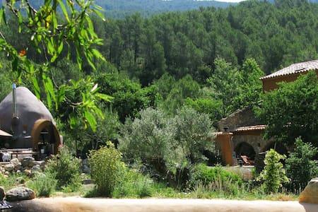 Bioespacio Natural Tasta - Montanejos - Haus