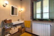 Bagno Family Room