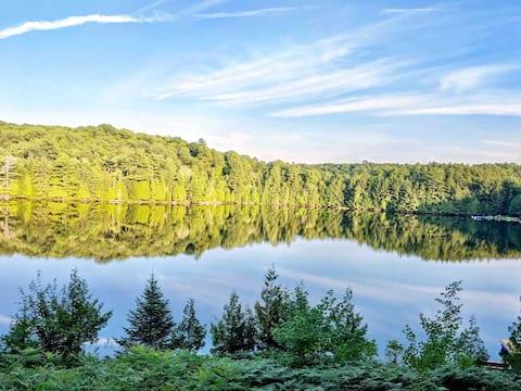 Tranquil Muskoka Lake House