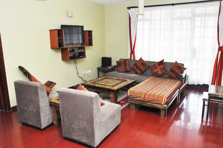 Ngong Road 3bed near Junction Mall and the Hub! - Nairobi - Apartamento