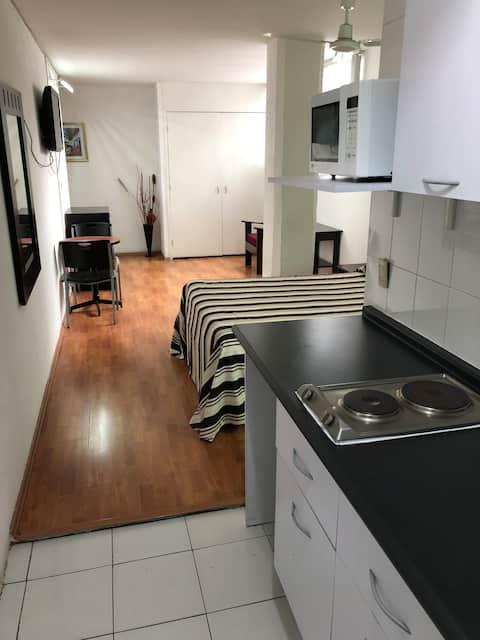 Apartment 106 at Paris 10 Apartments - Mexico City