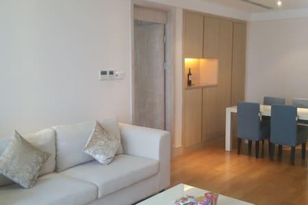 圆融星座豪华两房 - Suzhou Shi - Appartement