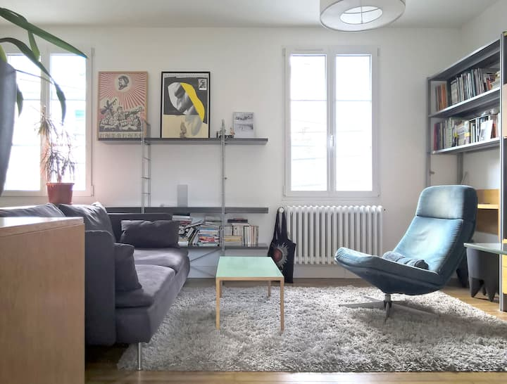 City centre /// Cozy two-rooms apartment