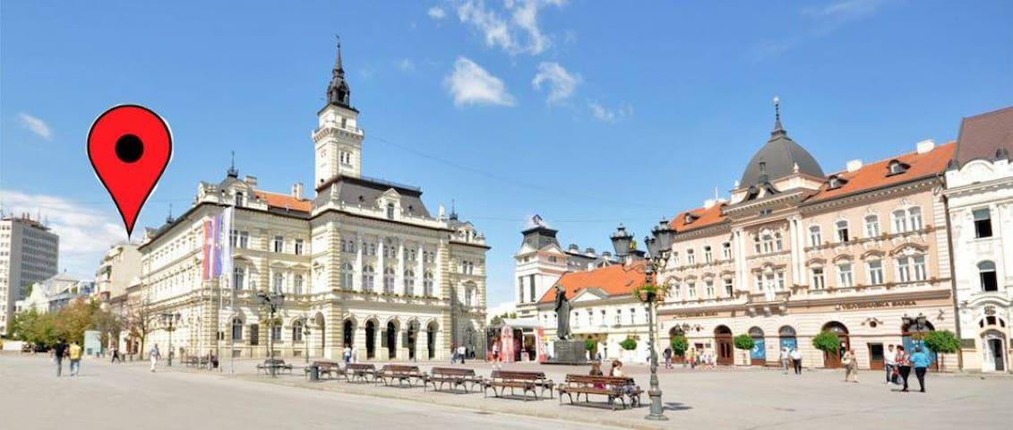 Dunja Apartments Novi Sad