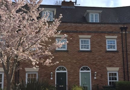 Lovely, family-friendly Norfolk townhouse - Downham Market - Дом