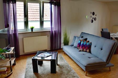 Appartement calme et cosy avec 6 couchages