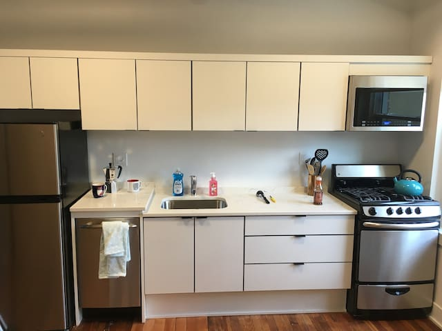 Downtown Stylish Boutique one bedroom apartment