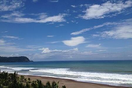 Amazing Ocean Front Condo - Jacó