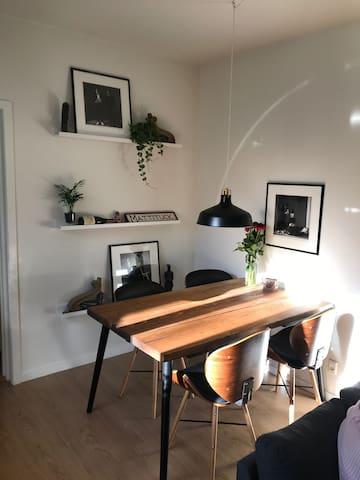 Cozy 2-room appartement in central Odense