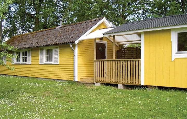 Stunning home in Ljungby with 1 Bedrooms
