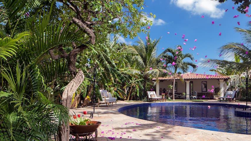 Casa Colonial nos Trópicos / perto de Jericoacoara - Camocim - Boutique-Hotel