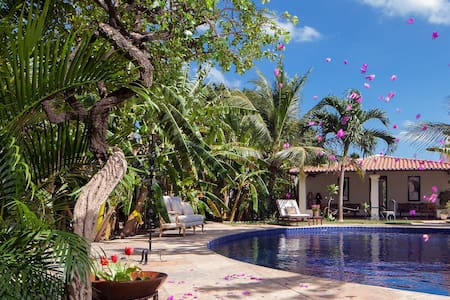 Casa Colonial nos Trópicos / perto de Jericoacoara - Camocim