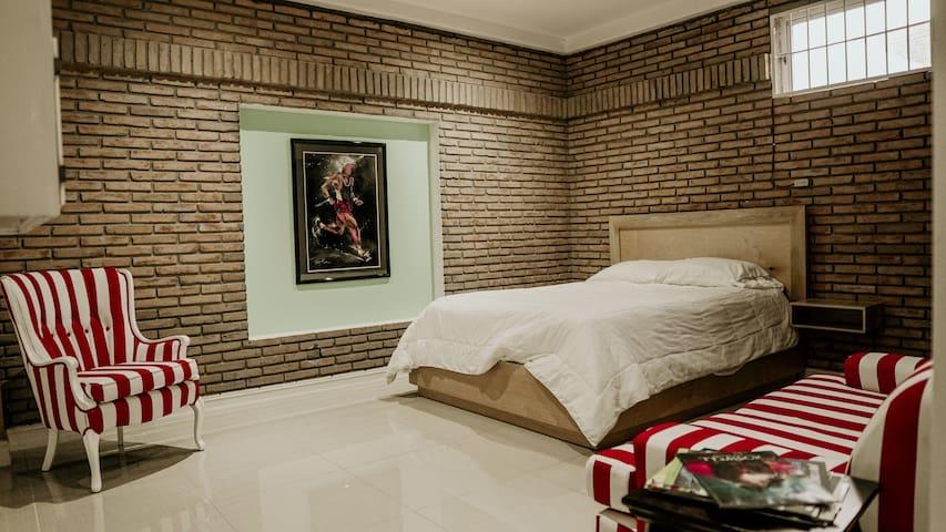 VIP jb256 E con 2 habitaciones.