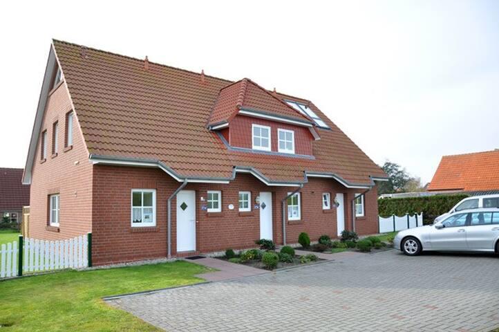 Familienfreundliches Haus am Deich