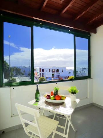 Casa Fefa, apart with ocean views in Playa Blanca - Playa Blanca - Byt