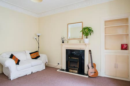 Dundee West End - Entire flat for one or two