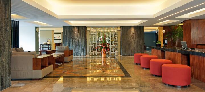 Appealing Suite With Balcony At Sanur