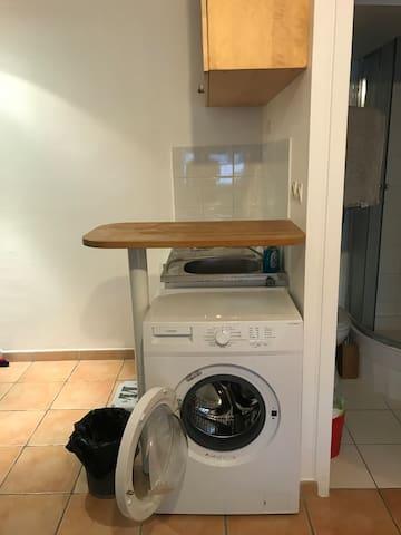 Machine à laver (Washing-machine)