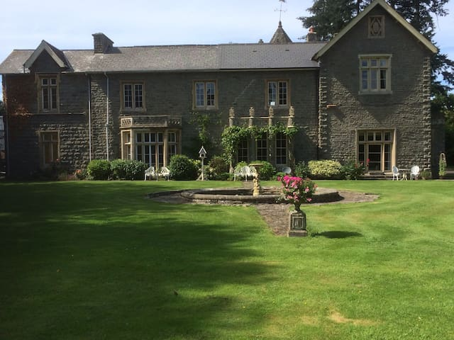 Llangattock Park House Bed and Breakfast