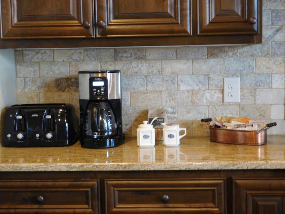 Coffee pot, hot chocolate or tea